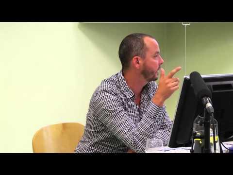 Gilles Chantraine & Jean Bérard - European Group 43th Annual Conference, Tallinn 2015
