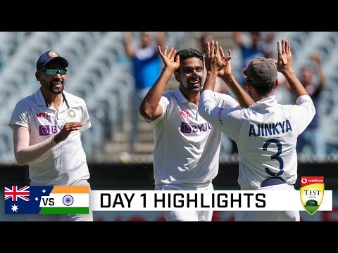India's bowlers fire on entertaining Boxing Day | Vodafone Test Series 2020-21