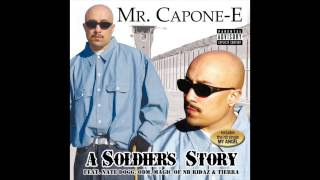 Mr.Capone-E - Street Minded Soldiers