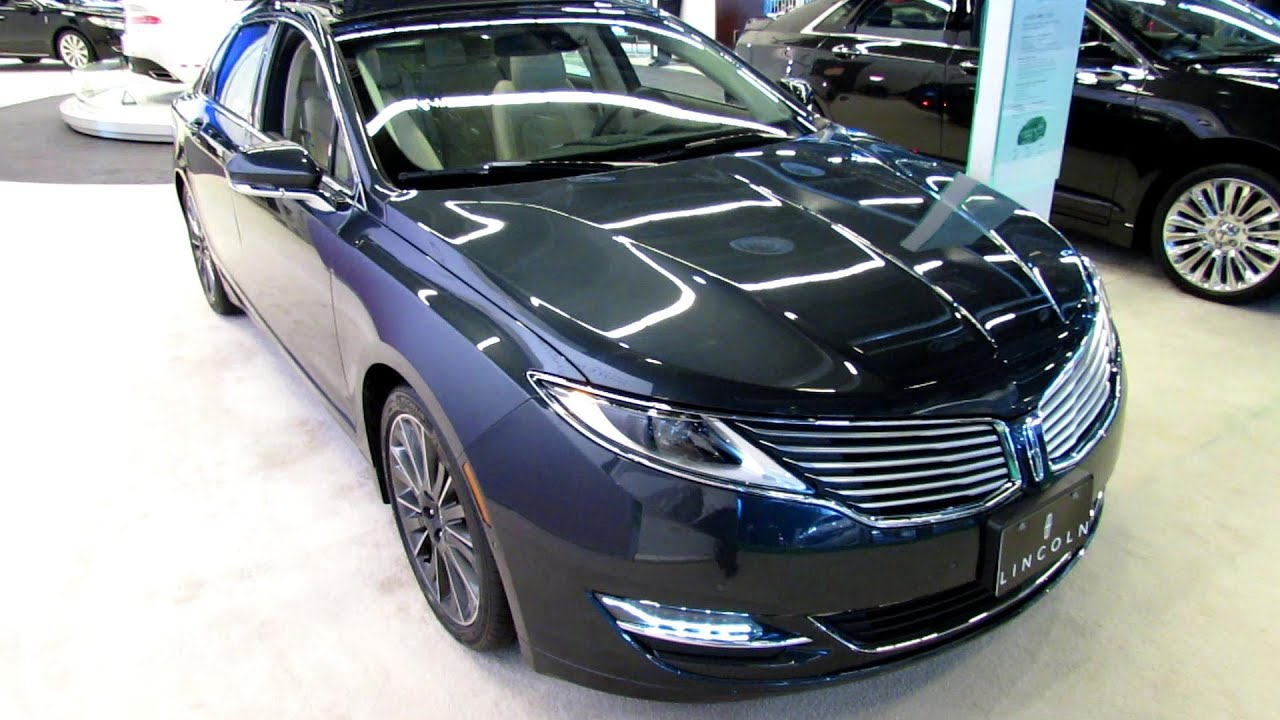 2013 lincoln mkz 3 7awd exterior and interior walkaround 2013 montreal auto show youtube. Black Bedroom Furniture Sets. Home Design Ideas