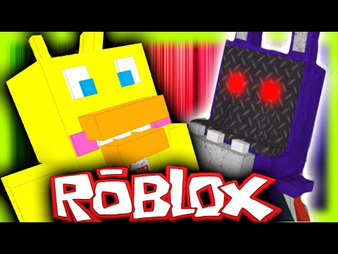 ROBLOX | FIVE NIGHTS AT FREDDY'S ROLEPLAY! (FNAF ANIMATRONIC WORLD)