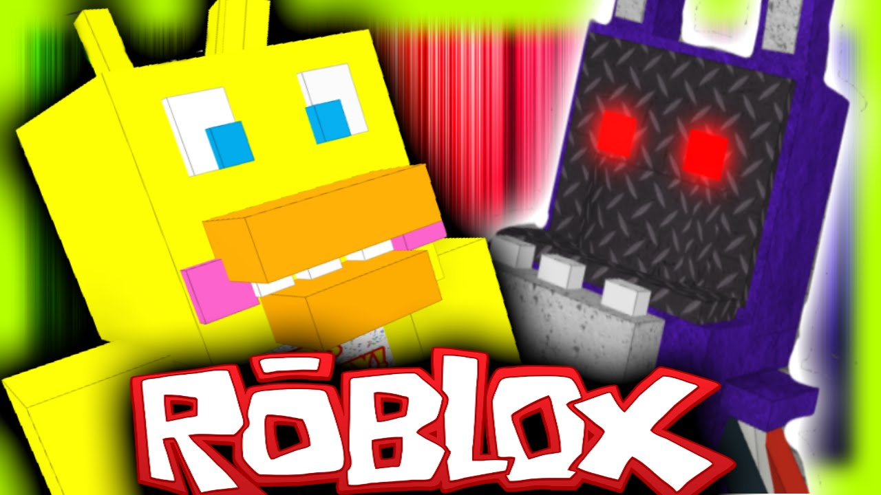 Roblox Five Nights At Freddy S Roleplay Fnaf Animatronic World