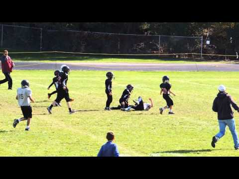 Open Field Tackle Knights Football Glendive, Mt.