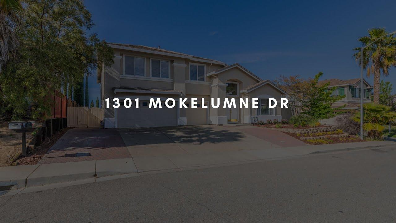 1301 Mokelumne Drive, Antioch, CA 94509