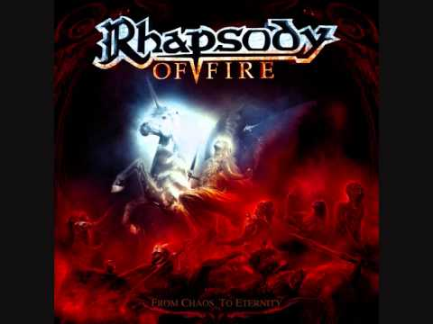 Rhapsody Of Fire - From Chaos To Eternity - 02 - From Chaos To Eternity + Lyrics