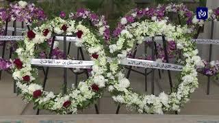 نائب جلالة الملك يزور ضريح الملك الحسين بن طلال - (7-2-2018)
