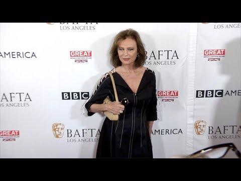 Jacqueline Bisset 2017 BAFTA LA TV Tea Party Red Carpet