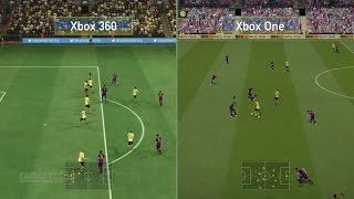 FIFA 15 | PC vs Xbox 360 vs Xbox One im Grafikvergleich