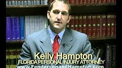 Jacksonville FL Personal Injury Lawyer Kelly Hampton-How Insurance pays for Injuries