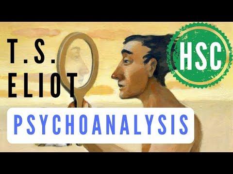 The Context of T.S. Eliot's Poetry: Psychoanalysis