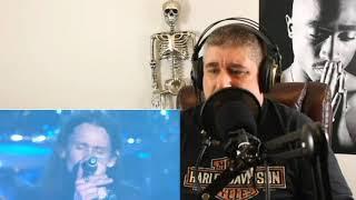 Metal Biker Dude Reacts - Alter Bridge Live from Wembley - Blackbird REACTION