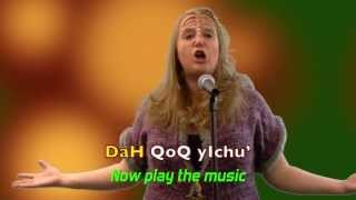 Repeat youtube video HIchop! - Klingon Kiss Me