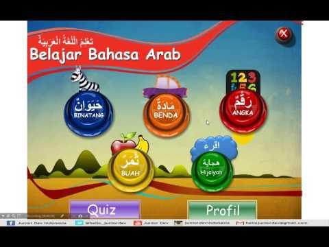 Media Pembelajaran Interaktif Bahasa Arab dengan Adobe ...