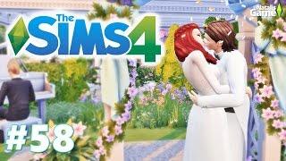 The Sims 4 Семейка Митчелл / #58 Свадьба нашего маленького Джо-Джо