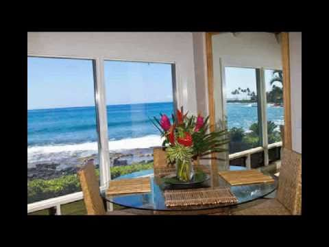 (Homes for Sale Kauai) Oceanfront, Rental