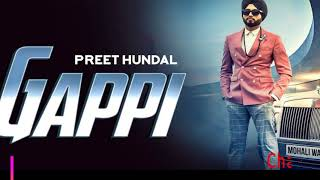 Gappi  PREET HUNDAL    Lyrical Video The Official Lyrics