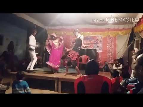 Saiya ji ke pet pe Rakhabu kaise.2018.Raj . Dehati show