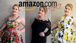 PLUS SIZE SUMMER VINTAGE DRESS TRY ON HAUL || + GIVEAWAY
