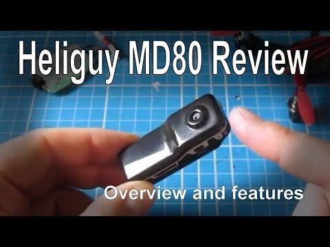 MD80 Micro Video Camera review