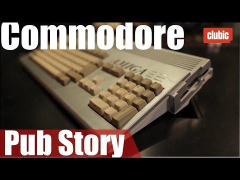 Commodore C64, Amiga 500 et CD32 : les publicités françaises d'époque (Pub Story)