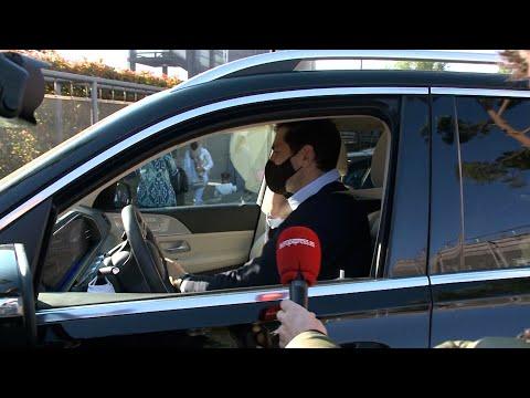 Iker Casillas reaparece tras el dolor en el pecho que le llevó de nuevo al hospital