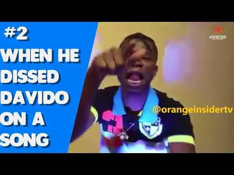 Top 5 Bangdadadang crooner, Speed Darlington Moments of 2017