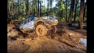 Toughest Weekender! Twisted tail shafts, broken steering, bottomless mud & epic recoveries