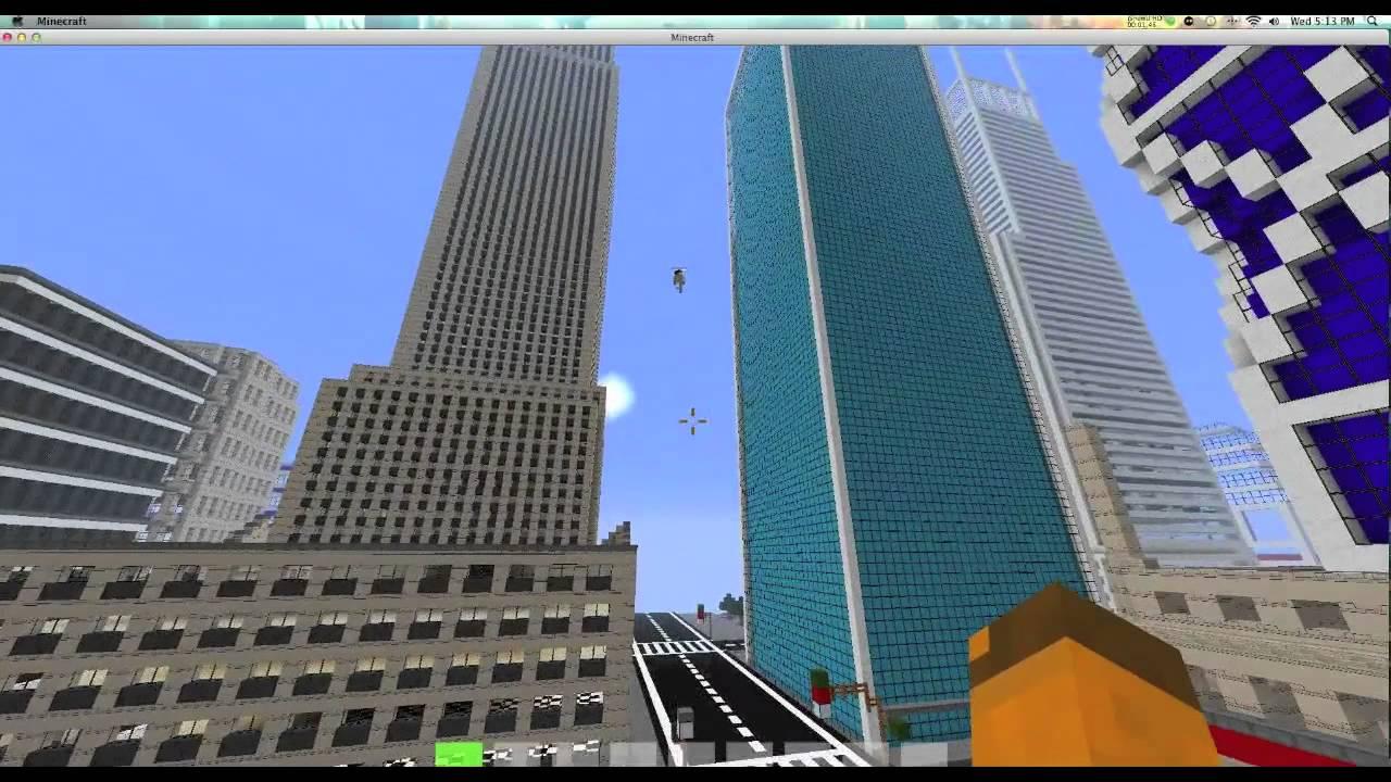 Maps Gta Iv Liberty City Minecraft Project – Fondos de Pantalla