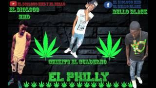 EL PHILLY-DIOLOG HMD FT CHIKITO EL CUADERNO & BELLO BLACK (Ares.prod)