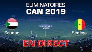 [REPLAY- FOOTBALL- CAN 2019 ] Revivez le match Soudan 0 -Sénégal 1