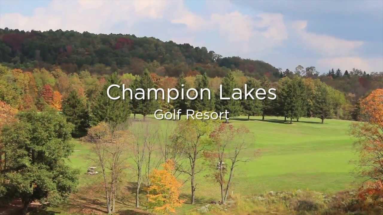 Champion Lakes Golf Resort | Ligonier, PA