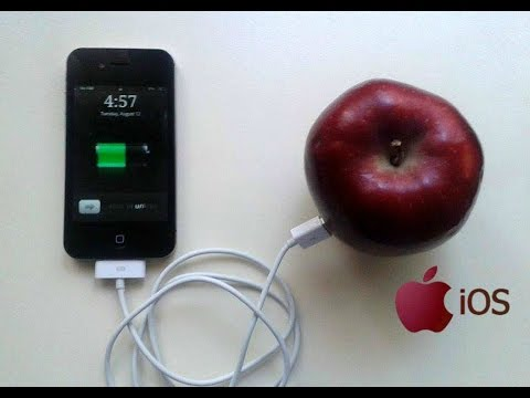 how to tell what kind of iphone you have charge your iphone with a fruit joke 2039