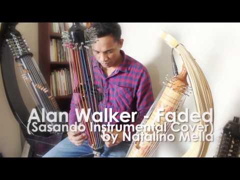 Alan Walker - Faded  Sasando Cover by Natalino Mella