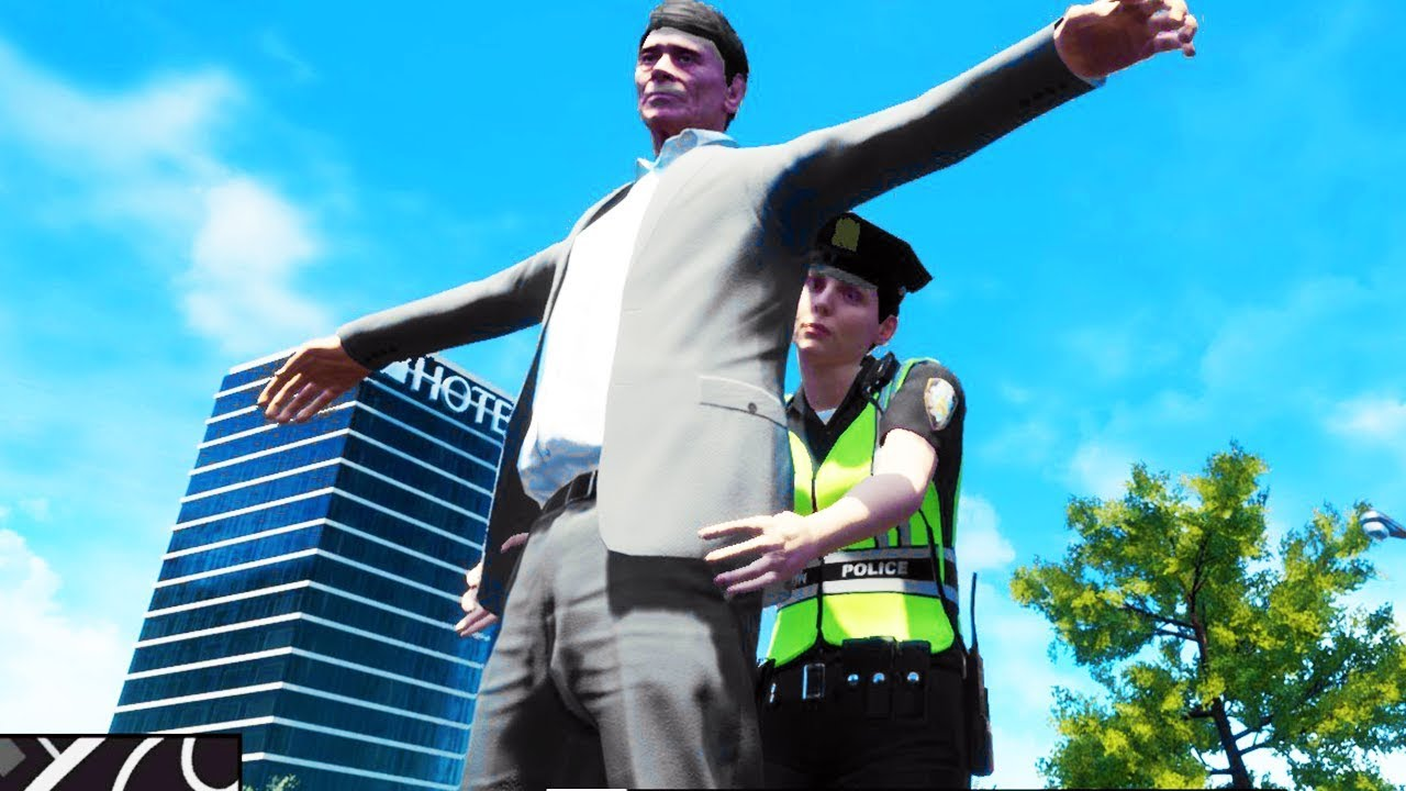Police Officers are Perfect Beings Without Flaws - Police Simulator Patrol  Duty