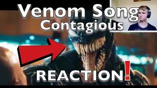 Venom Song   Contagious   #NerdOut Reaction