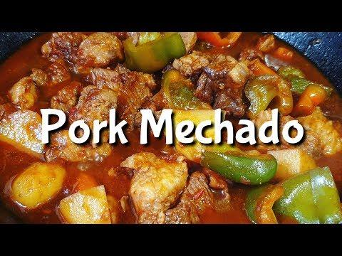 Pork Mechado | How To Cook Pork Mechado | Easy Recipe