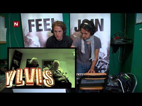 Ylvis - Voice activated media center (English subtitles)