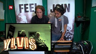Ylvis - Voice activated media center (English subtitles)