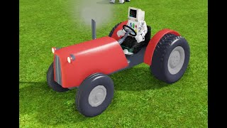 ROBLOX i play farm simulator just a fun game new update a TRACKTOR TO TEST