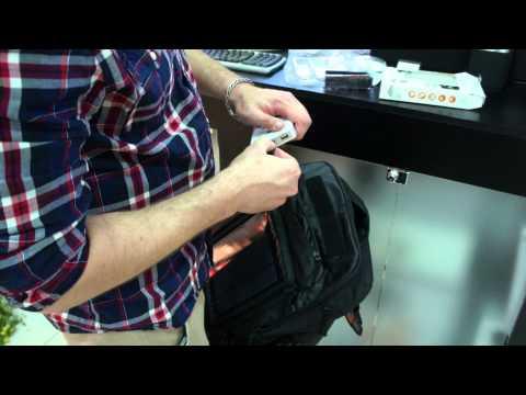 Обзор рюкзака Xtorm с солнечной батареей