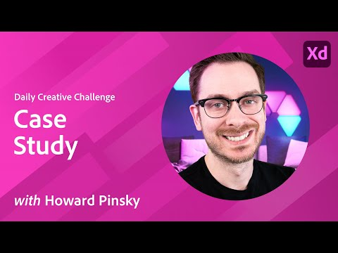 XD Daily Creative Challenge - Case Study