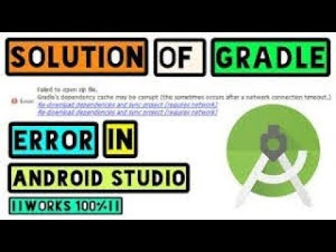 Fixed!! Android Studio Gradle Sync Failed Error Solution(Hindi-हिंदी)   Works 100%  