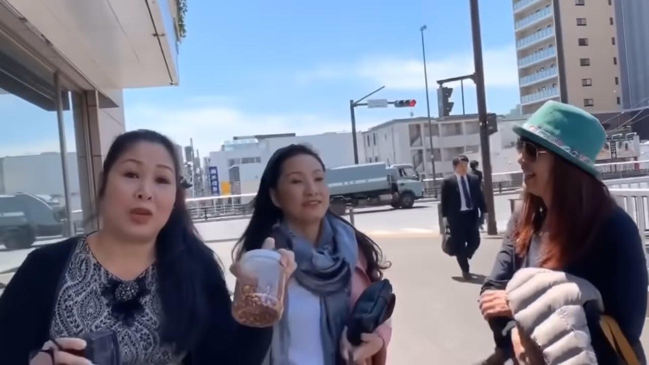 """Hồng Vân bị """"Bóc Phốt"""" tại Nhật – Khám Phá Nhật Bản Cùng Nghệ Sĩ Phần 2   Hồng Vân Vlog"""
