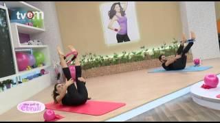 Ebru Şallı İle Pilates Egzersizleri 8.Bölüm