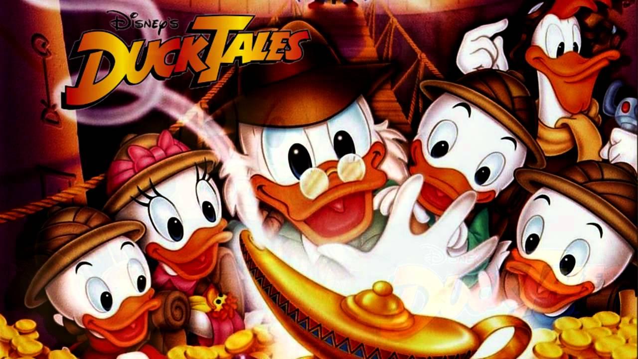 Ducktales Intro