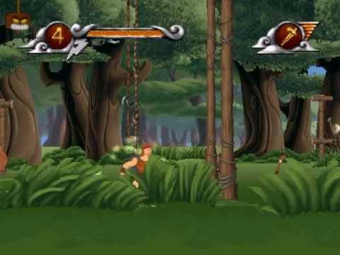 PS1: Disney's Hercules Action Game