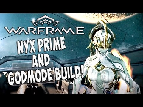 how to get nyx warframe 2017