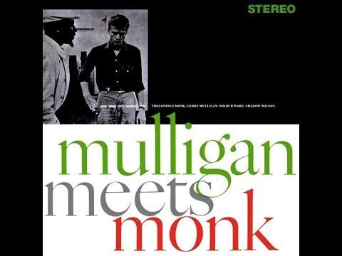 Gerry Mulligan & Thelonious Monk , Mulligan Meets Monk 1957 (vinyl record)