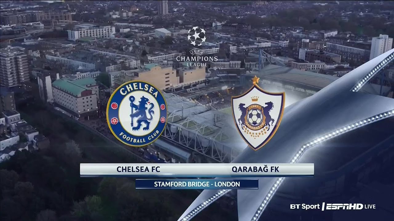 Download Chelsea vs Qarabag 6-0 All Goals Extended Highlights (English Commentary) UCL 12.09.2017