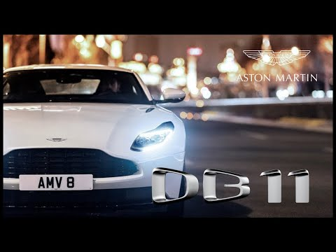 Sublime choices: Aston Martin DB11 now offered with twin-turbocharged V8 engine